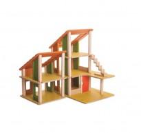 7609-Chalet Dollhouse-01