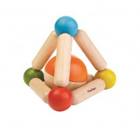 5244 Triangle Clutching Toy