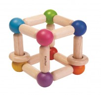 5245 Square Clutching Toy