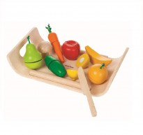 3416 Assorted Fruit & Vegetable